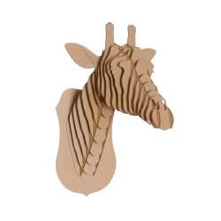 Cardboard Safari - Cardboard Animal - Giraffe L Brown