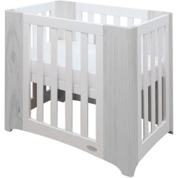 Cocoon Furniture - Evoluer 4-in-1 Crib and Bassinet System - Dove Grey