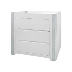Cocoon Furniture - Evoluer Changer/Dresser - Dove Grey