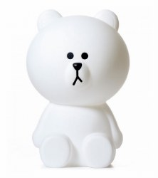 Mr. Maria - Modern XL Lamp - Brown Bear