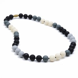 Chewbeads - Bleecker Necklace Black