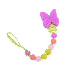 Chewbeads - Paci Holder Butterfly