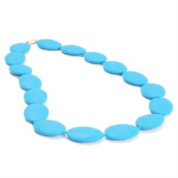 Chewbeads - Hudson Necklace Blue