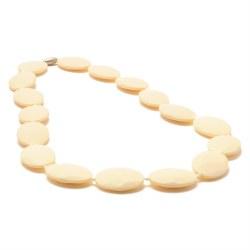Chewbeads - Hudson Necklace Ivory