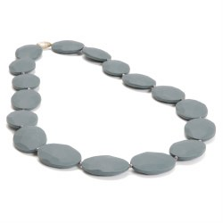 Chewbeads - Hudson Necklace Grey