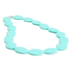 Chewbeads - Hudson Necklace Turquoise