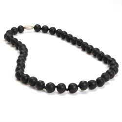 Chewbeads - Jane Necklace Black