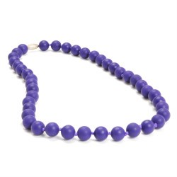 Chewbeads - Jane Necklace Purple