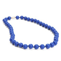 Chewbeads - Jane Necklace Cobalt