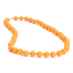 Chewbeads - Jane Necklace Creamsicle