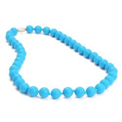Chewbeads - Jane Necklace Blue