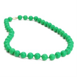 Chewbeads - Jane Necklace Emerald