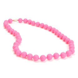 Chewbeads - Jane Necklace Pink