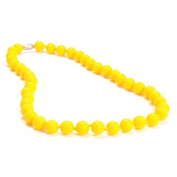 Chewbeads - Jane Necklace Yellow