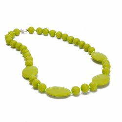 Chewbeads - Perry Necklace - Chartreuse
