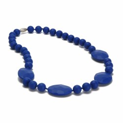 Chewbeads - Perry Necklace - Cobalt