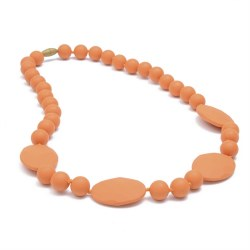 Chewbeads - Perry Necklace - Creamsicle