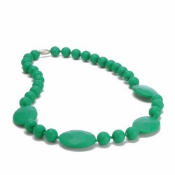 Chewbeads - Perry Necklace - Emerald