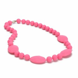 Chewbeads - Perry Necklace - Pink
