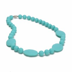 Chewbeads - Perry Necklace - Turquoise