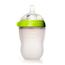 Como Tomo - Bottle 8oz Green