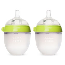Como Tomo - Bottle 5oz Green 2pack
