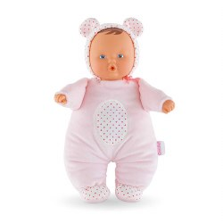 Corolle - Babibear Night-Light Pink