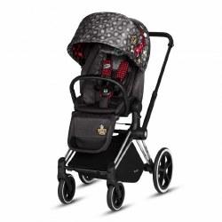 Cybex -  Priam Lux Trekking Special Edition Stroller - Rebellious