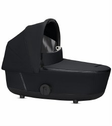 Cybex -  2019 Mios 2 Lux Carry Cot - Premium Black