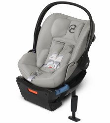 Cybex -  Cloud Q SensorSafe Infant Car Seat - Manhattan Grey