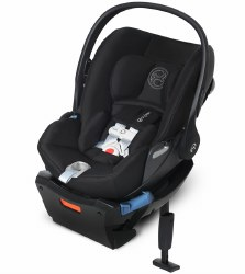 Cybex -  Cloud Q SensorSafe Infant Car Seat - Stardust Black
