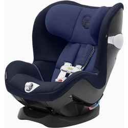 Cybex -  Sirona M with SensorSafe2.0 Convertible Car Seat - Denim Blue