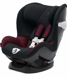 Cybex -  Sirona M With SensorSafe2.0 Special Edition Convertible Car Seat Scuderia Ferrari - Victory Black