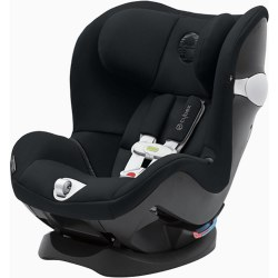 Cybex -  Sirona M with SensorSafe2.0 Convertible Car Seat - Lavastone Black