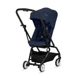 Cybex -  Eezy S Twist Stroller - Denim Blue
