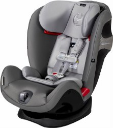 Cybex -  Eternis S SensorSafe All-in-One Car Seat - Manhattan Grey