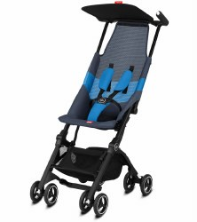GB Pockit -  Air All-Terrain Compact Stroller - Night Blue