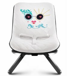 Cybex -  Marcel Wanders Bouncer - Love Guru White