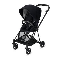 Cybex -  2019 Mios 2 Complete Stroller Matte Black - Premium Black