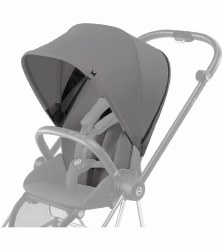 Cybex -  Mios Color Pack/Comfort Inlay - Manhattan Grey