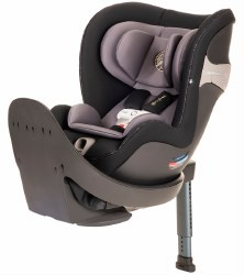Cybex -  Sirona S With SensorSafe Convertible Car Seat - Premium Black