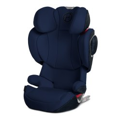 Cybex -  Solution Z-Fix Booster Car Seat - Midnight Blue
