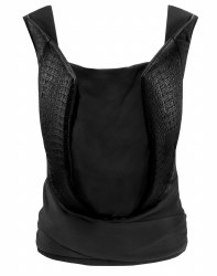 Cybex -  Yema Leather Baby Carrier - Stardust Black