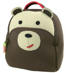 Dabbawalla - Backpack - Brown Bear