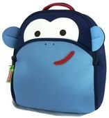 Dabbawalla - Backpack - Blue Monkey