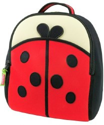 Dabbawalla - Backpack - Cute As A Ladybug