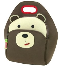 Dabbawalla - Lunch Bag - Brown Bear