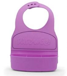 Dare-U-Go - Bib & Divider Plate - Purple