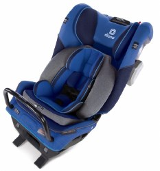 Diono - Radian 3QXT Ultimate 3 Across All-in-One Convertible Car Seat - Blue Sky