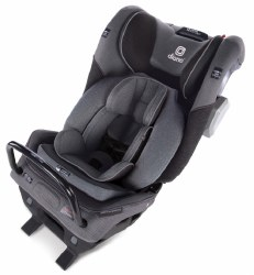 Diono - Radian 3QXT Ultimate 3 Across All-in-One Convertible Car Seat - Gray Slate